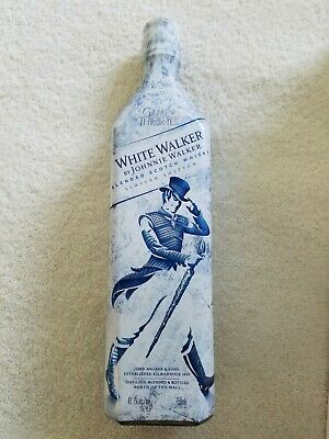 GAME OF THRONES  LIMITED EDITION WHITE WALKER by JOHNNIE WALKER BRAND NEW - RARE