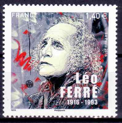 2016 FRANCE TIMBRE Y & T N° 5080 Neuf * * SANS CHARNIERE