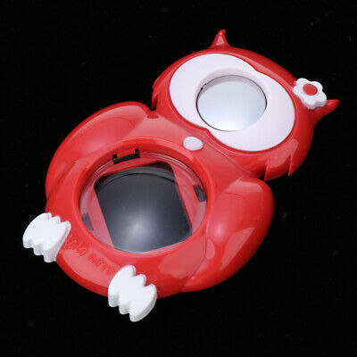 MagiDeal Cute Owl Close Up Lens Selfie Mirror for Fuji Instax Mini 8/9/Kitty