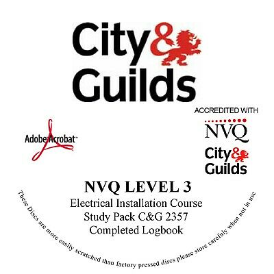 The Electrical Installation NVQ 3 Study Course +  18th edition Study Course