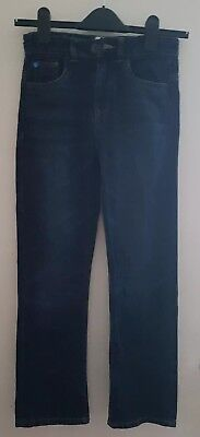 MATALAN Boys Denim Straight Fit Jeans 9 years
