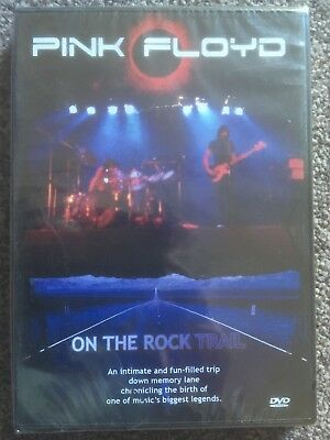 Pink Floyd - On The Rock Trail - DVD 2006 - New and Sealed