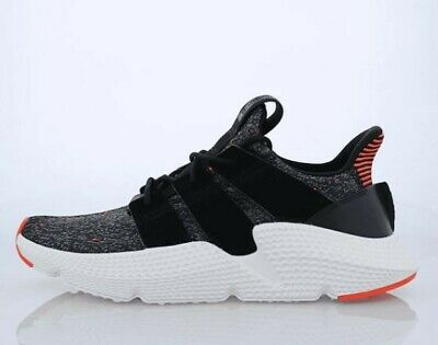 Devoted Mens Adidas Prophere Core Black Infrared Solar Red White Cq3022 Sports Mem, Cards & Fan Shop
