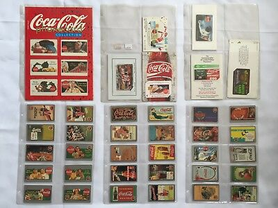 Coca Cola Phone Cards Collection 497 Mint Coke