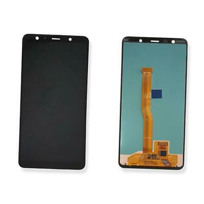 Dispaly Lcd Vetro Touch Screen Nero Per Samsung Galaxy Sm-A750Fn A750Fn A7 2018