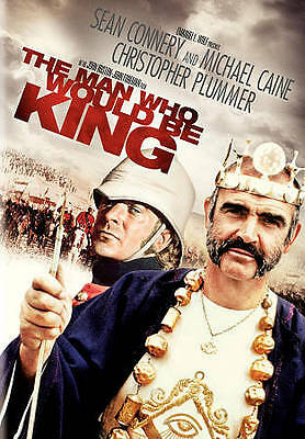 The Man Who Would Be King (DVD, 2010)  ***COMBINE SHIPPING & SAVE! *