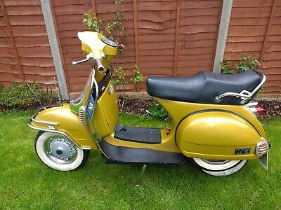 Vespa T5 125cc in Lovely condition