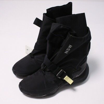 8e5ef09ddd49 WOMENS NIKE NSW GAITER BOOT Boots -Black -Retail  250 -AA0528 001 ...