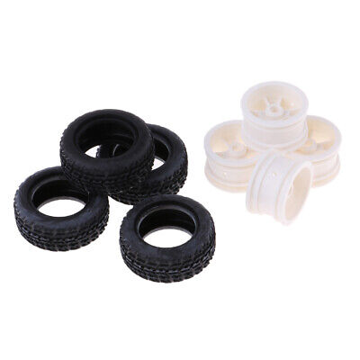"""3.5/"""" Rubber PU Wheel with Plastic Hub for RC Airplane Replacement Parts /_wk Details about  /1/"""""""