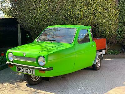 1978 Fully Converted Electric Robin Reliant Tipper + Advertising Vehicle