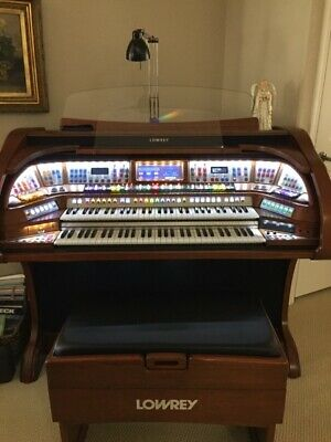 LOWREY ELECTRIC ORGAN PicClick