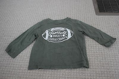 Baby GAP Toddler Boys Long Sleeve Graphic T-Shirt Size 18-24 Mon VINTAGE STYLE