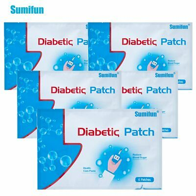 NaturePro Diabetic Patch 5 Packs ( 30 Pcs )