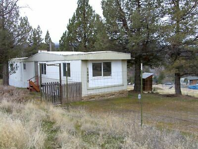 2 Bed 1.5 House On 1.2 Acres of Land In Northern California