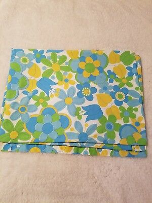 Homemade tablecloth 82 x 60 Square Hippie Wild Unusual