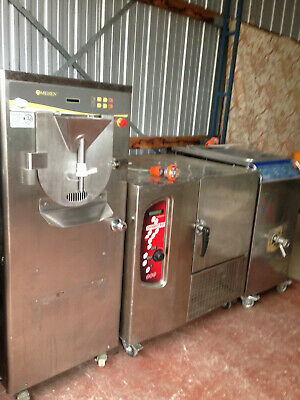 Commercial Icecream Making Equipment
