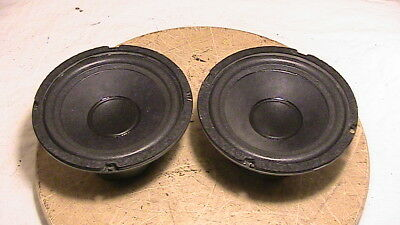 Advent 25283 8 inch woofer Heritage, Prodigy Tower Dahlquist, 6 ohm