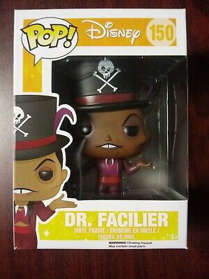 Funko Pop! Disney The Princess And The Frog Dr. Facilier Vaulted