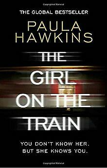 The Girl on the Train by Hawkins, Paula | Book | condition acceptable