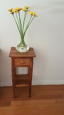 Small Hall Table, Solid wood. Depth  345. Width  350.  Height  810