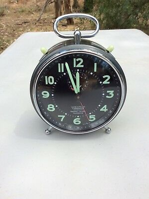 Wehrle Commander Mantel Clock