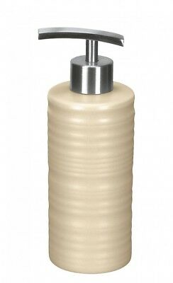 Kleine Wolke Sahara Natural Beige Soap Dispenser (Big) Ceramic Branded Product
