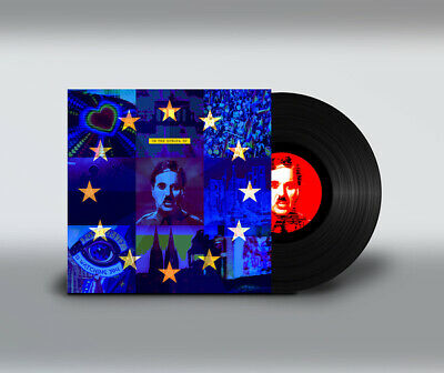"U2 ‎- The Europa – Limited 12"" Vinyl EP – RSD / Record Store Day 2019"