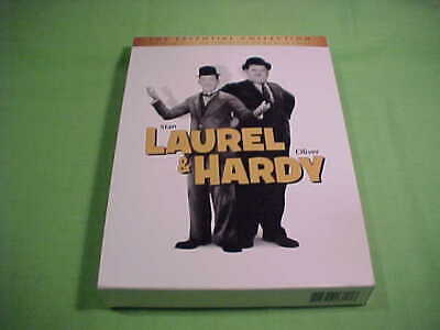 Stan Laurel & Oliver Hardy - The Essential Collection - 10 Disc Set - 2011 (75)