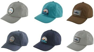 bc9cc569 PATAGONIA FITZ ROY Trout / Tide Ride / P-6 Logo Trad Cap - Ships in ...