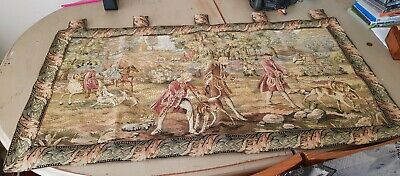 Louis Xv 01 Hunting Tapestry