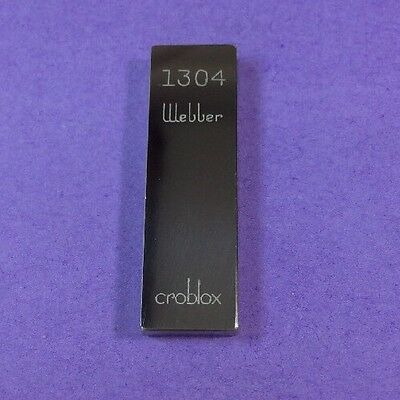 GAGE GAUGE BLOCK Rectangle WEBBER CROBLOX .1304