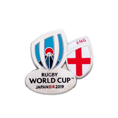 England Rugby World Cup 2019 Pin Badge