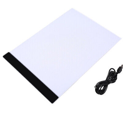 A4 Eye Protect Drawing Pad Writing Exercise Art Tattoo Led With Scale Portable