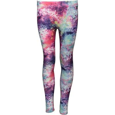 Girls Hurley Sublimation Leggings Size L 152-158Cm (12-13 Years) Multicolour