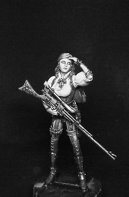 Figure 75mm metal Kit. fantasy sniper