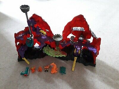 Mighty Max Skull Mountain Bluebird Toys