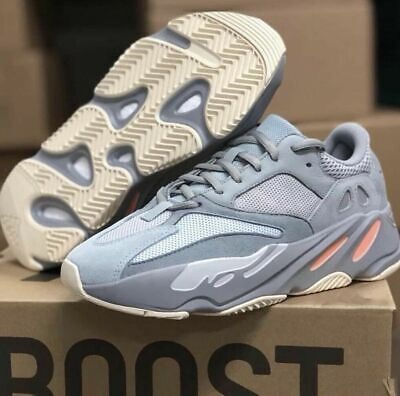 75144a50b Adidas Yeezy Boost 700 INERTIA Mens Size 8.5 US New In Box  In Hand
