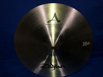 "NEW MINT >> Zildjian A 16"" Medium Thin Crash BRAND NEW IN BAG MINT CONDITION"