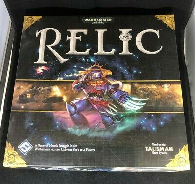 Relic by Fantasy Flight Games (2012) Rare OOP