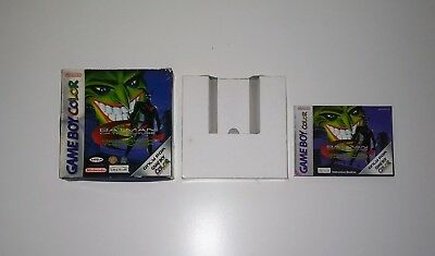 Batman Return of Joker Nintendo Gameboy Color PAL Custodia e Libretto NO Gioco