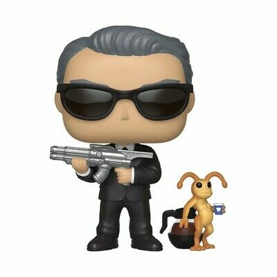Funko Pop! & Buddy: - Men In Black - Agent K & Neeble (Toy Used Very Good)