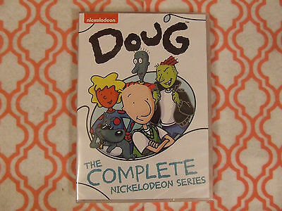 Doug: The Complete Nickelodeon Series, DVD, Box Set, Sealed  BRAND NEW