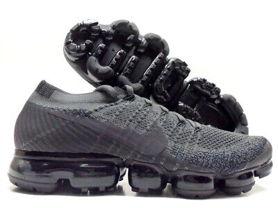 newest df2b4 08c96 Nike Air Vapormax Flyknit Fog black Size Women s 12 men s 10.5  849557-