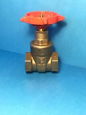 "Pegler England 1/2"" BSP (female) Brass Gate Valve"