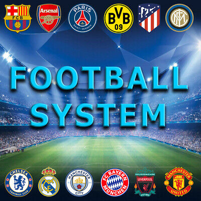 Football Soccer Sports Betting Gambling System Strategy Make Money Online