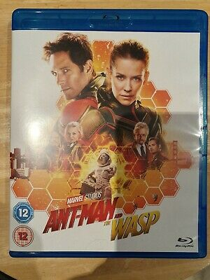 Ant-Man and the Wasp [Blu-ray, 2018] - Like New