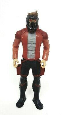 marvel Star-Lord Guardians of the Galaxy Figure Peter Quill  (Hasbro 2015) (W5)