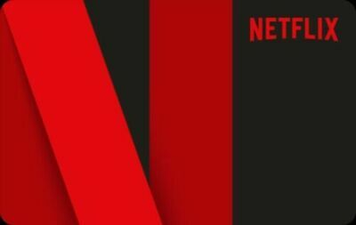Netflix Gift Card 30$ Instant Delivery