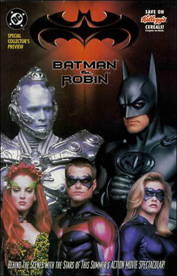 Batman and Robin (1997 Movie) Special Collectors Preview #0 VF