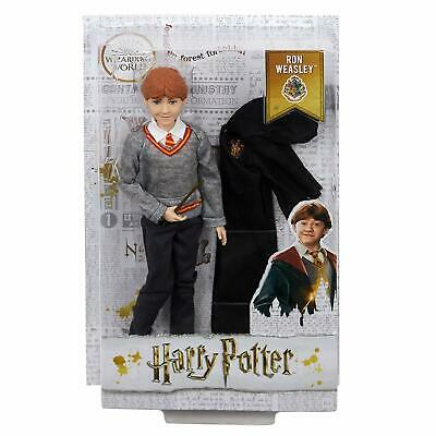 Harry Potter Poupée Articulée Ron Weasley 26 cm en Uniforme en Tissu collection